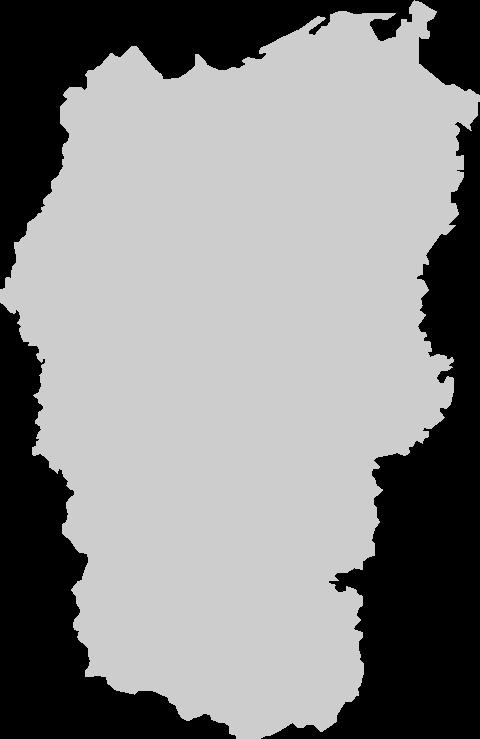 Subang Regency Map